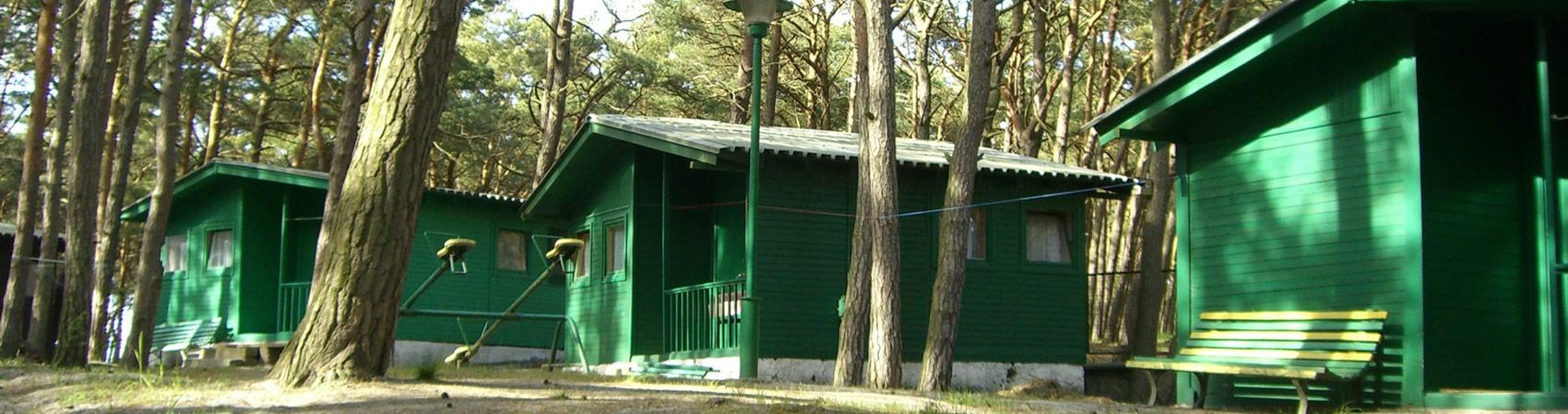 Domki Mrzeżyno