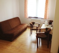 Apartament - pierwszy pokój