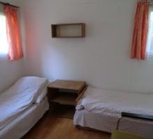 Domek z łazienką - mały pokój