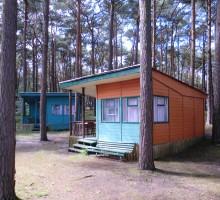 Domek mały bez łazienki