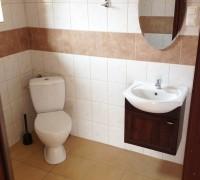 Łazienka - pokój 4-5-osobowy