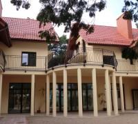 Villa Dolce Vita Mrzeżyno - widok od frontu